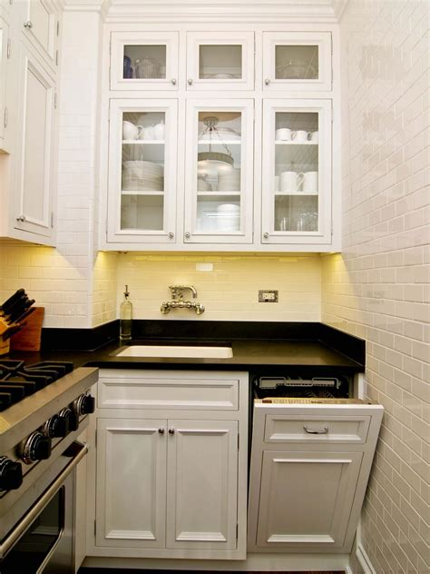 removing kitchen cabinets for dishwasher photo page hgtv
