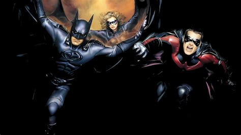 Batman & Robin Full Hd Wallpaper And Background Image