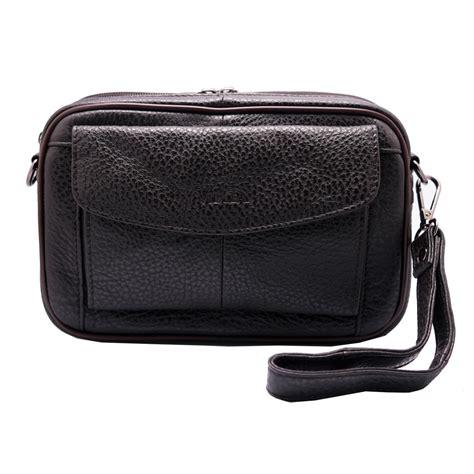 crossbody bags for travel mens handbag brown cowhide leather crossbody bag vidlea