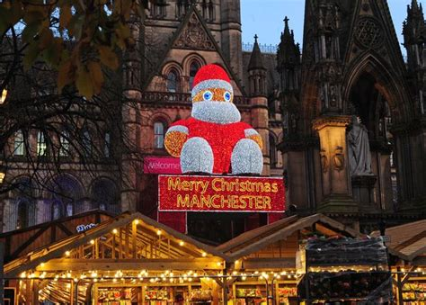 Manchester Christmas Markets 2017 prices - how much are sausages, beer and gluhwein this year ...