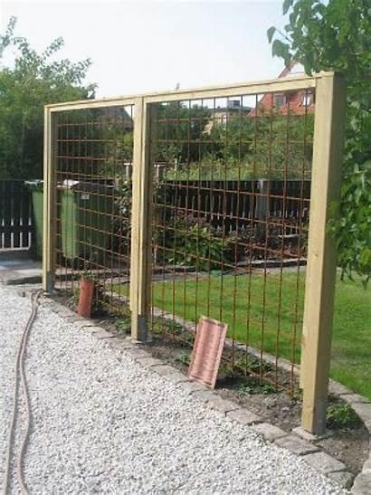 Trellis Garden Backyard Dividers Garten Sichtschutz Privacy