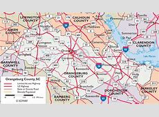 Orangeburg Places Cities, Towns, Communities near