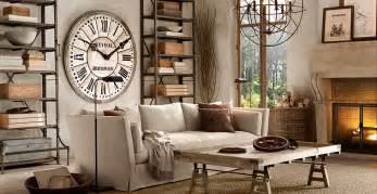 Pottery Barn Tv Wall Cabinet by C 243 Mo Decorar Una Sala Estilo Vintage