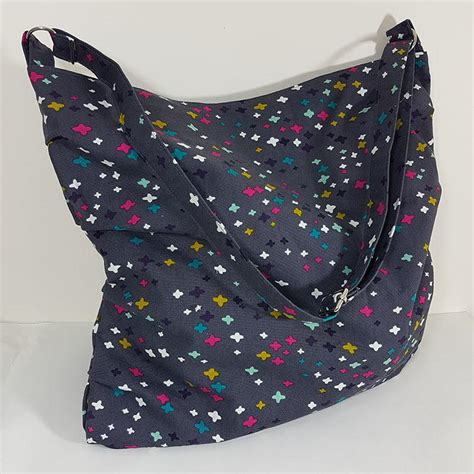 yard slouchy bag pattern allfreesewingcom