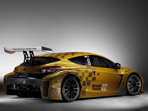 Renault Racing by 2011 Renault Megane Trophy Tuning Race Racing Wallpaper