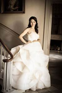 White by vera wang wedding dresses weddingwoowcom for Vera wang wedding dress price
