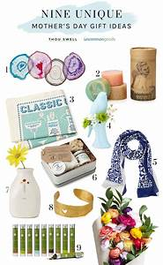 9 Unique Mother's Day Gift Ideas - Thou Swell