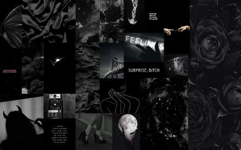 black aesthetic wallpaper 1920x1080