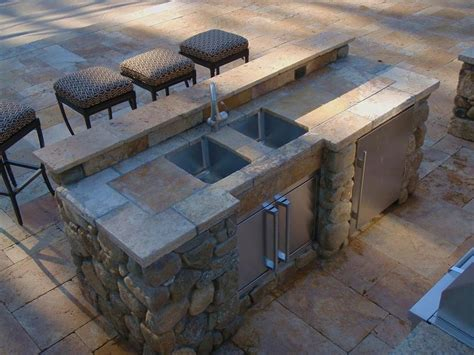 so i finally get to build me an outdoor kitchen patio