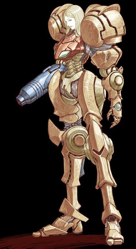 Samus Aran Fan Art By ~torokun On Deviantart Metroid