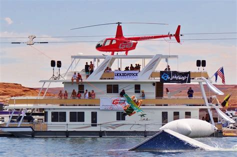 Best Utah Pontoon Boats by Lake Powell Houseboats Helicopters Helipads And