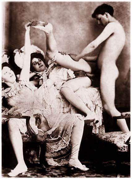 Horny Sluts Getting Plowed In Vintage Porn Pics