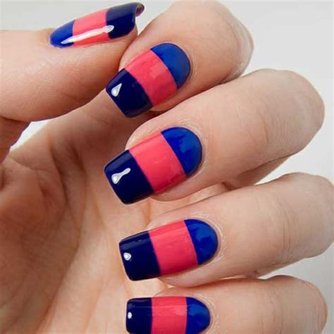 easy nail designs step by step 25 beautiful and simple nail designs sheideas