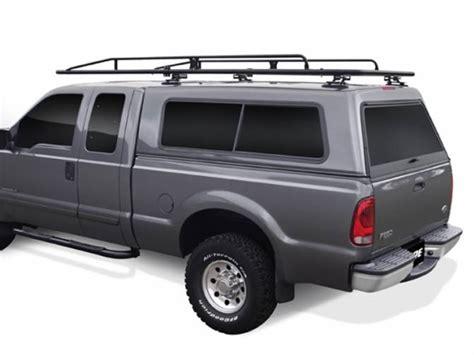 Kargo Master Pro III Truck Topper Racks   RealTruck.com