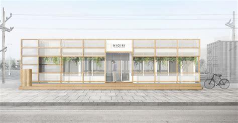 Gallery Of Nigiri Sushi And Restaurant / Junsekino