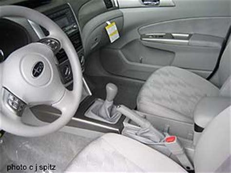 manual repair autos 2004 subaru forester interior lighting 2009 subaru forester interior photos and images