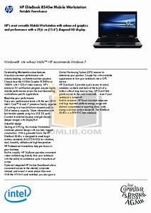 Hp Elitebook 8540w Manual Pdf  Overtheroadtruckersdispatch Com