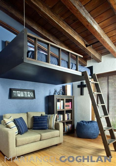 Loft Ideas by Awesome Cool Loft Bed Design Ideas And Inspirations 38