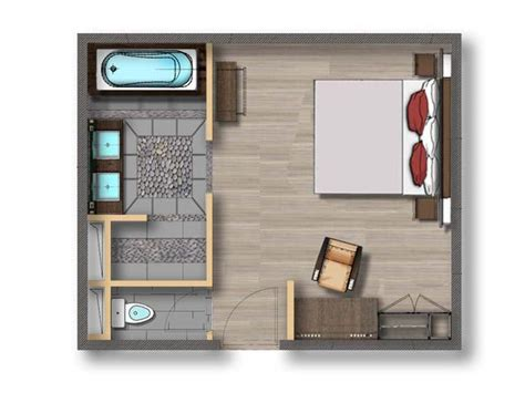 Modern Kitchen Designs With Island - guest room floor plan manava suites island escapes