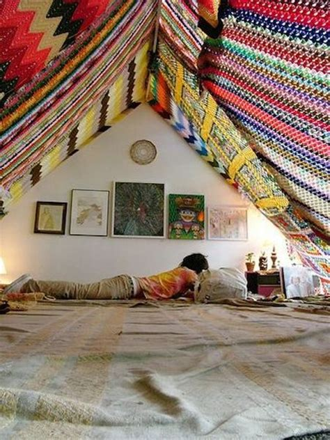Ceiling Tapestries by 7 Ways To Upgrade Your Space With Tapestries Broke And