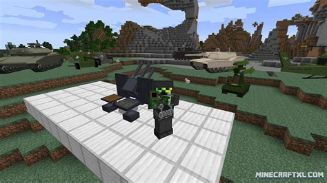 Flan's Mod Download For Minecraft 1.7.10