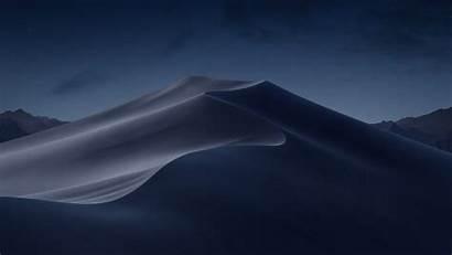 Mojave Night Macos Mode Wallpapers 4k Resolution