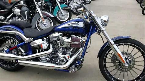 2014 Cvo Breakout Softail Fxsbse Harley-davidson