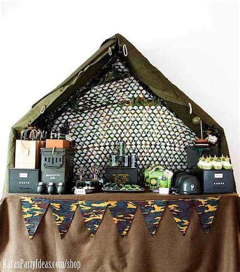Army Camo Bathroom Decor by Kara S Ideas Army Camouflage Themed Birthday