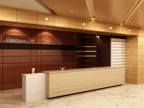 front desk receptionist in dallas tx hotel lobby interior design by mohammed siyamand at