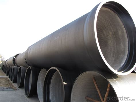 ductile iron pipe dn real time quotes  sale prices okordercom