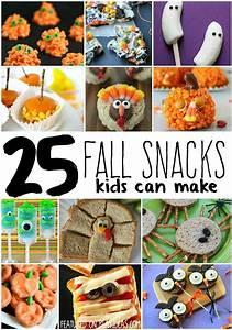 25 DIY Fall Snacks for Bigger Kids – Page 19