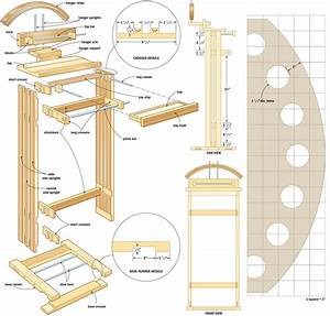 PDF DIY Woodworking Plans Valet Stand Download woodworking