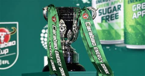 Carabao Cup Quarter Final Draw: Last 8 Clubs Learn Their ...