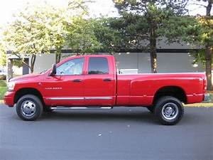 2006 Dodge Ram 3500 4x4 Dually    6  5 9l