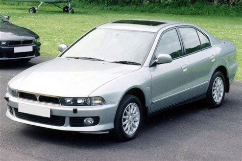 Mitsubishi Galant (1988  2003) Used Car Review Car