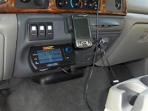 Looking At The F-650 Dash Panel