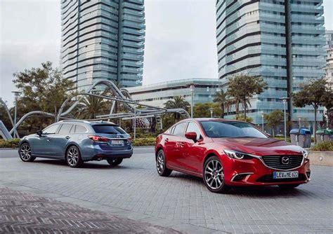 Mazda 2019 Mazda 6 Wagon In Usa  2019 Mazda 6 Coupe