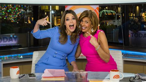 Congratulations pour in after Hoda Kotb officially named ...