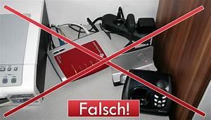 Unter Tisch Gerät : wlan router aufstellen tipps f r den optimalen standort ~ Heinz-duthel.com Haus und Dekorationen