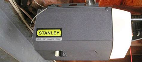 Stanley Doors Opener  Garage Door Opener Brands