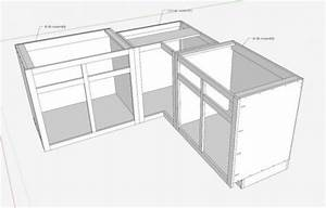 Corner Kitchen Cabinet Dimensions Standard - WoodWorking