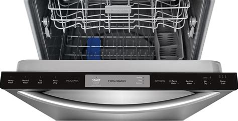 ffidts frigidaire  dishwasher heated dry energy star stainless steel store pick