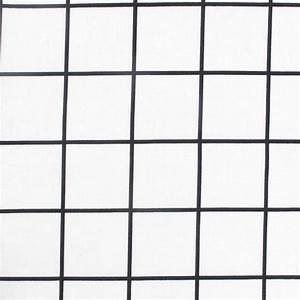 Plaid Noir Et Blanc : tissu carreau noir blanc x10cm rico design perles co ~ Dailycaller-alerts.com Idées de Décoration