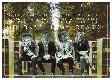 mumford sons little lion man mumford and sons little lion man by chrisbrown55 on