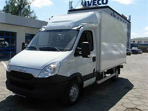 Iveco Daily 35s13 : new iveco daily 35s13 radstand 3750mm euro5 closed box van for sale from poland at truck1 id ~ Gottalentnigeria.com Avis de Voitures
