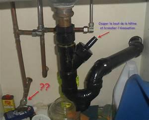 Brancher Un Lave Vaisselle : installation lave vaisselle portatif forum equipement de ~ Dailycaller-alerts.com Idées de Décoration