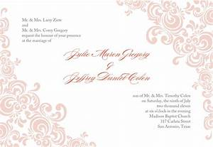 6 wedding invitations templates png new tech timeline With wedding invitation background music free download