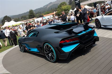 Not only that, rr made the sweptail specifically at the request of one customer, not because they were bugatti has explicitly stated they will refuse commissions for one off vehicles. Bugatti, Bugatti Divo, Monterey Car Week, Pebble Beach 2018, Supercars | Digital Trends