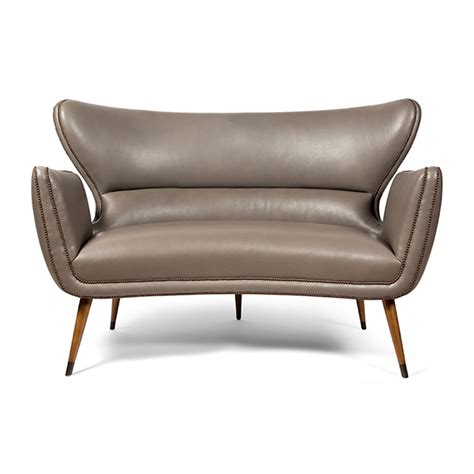 Italian Settee by Seating Archives Coup D Etat