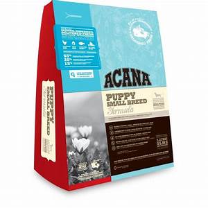 acana puppy small breed for small breed puppies 6kg p